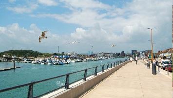 phố đi bộ Tuần Châu Marina Hạ Long