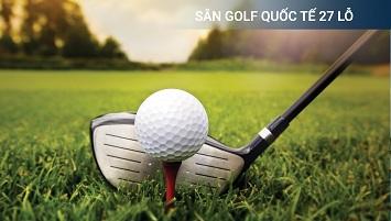sân golf 27 lỗ Tuần Châu Marina Hạ Long