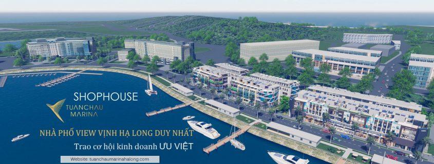 Nhà phố Tuần Châu Marina