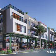 Tuần Châu Marina mẫu căn góc nhà phố