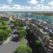 Tiềm năng đầu tư Shophouse Marina