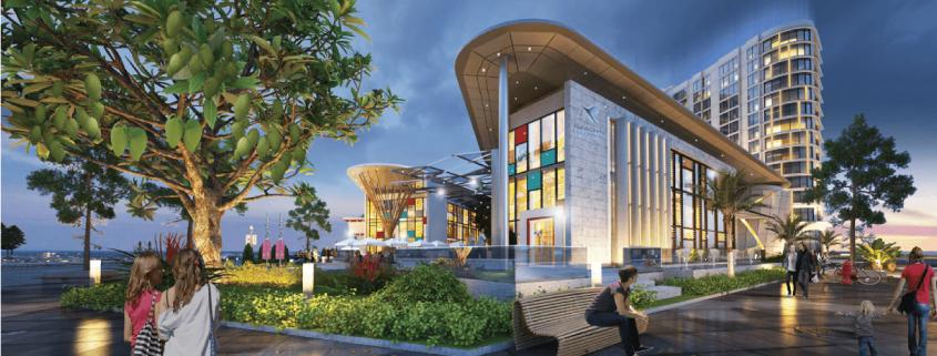 Trung tâm thương mại Khu đô thị Tuần Châu